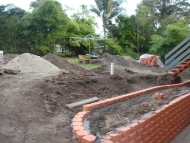 Landscaping Garden-1 Before