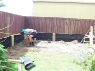 Landscaping Vege Garden-1